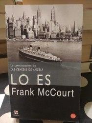 Lo es, de Frank McCourt