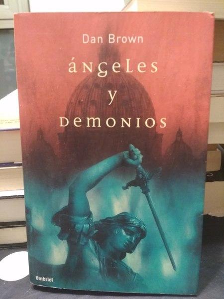 Angeles y demonios, de Dan Brown