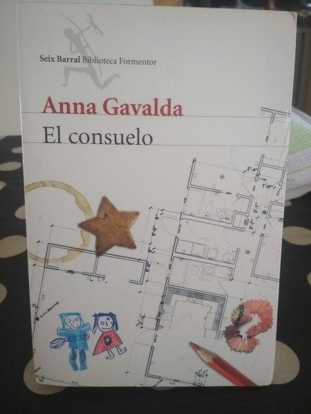 El consuelo, Anna Gavalda