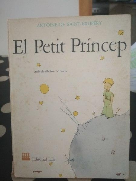 El petit princep, Antonie de Saint-Exupery