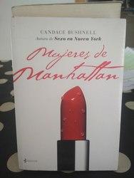Mujeres de Manhattan, de Candance Bushnell