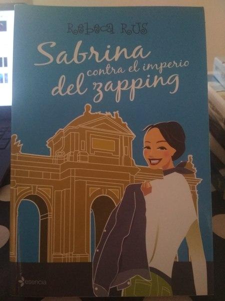 Sabrina contra el imperio del zapping, Rebeca Rus