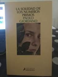 La soledad de los numeros primos, Paolo Giordano