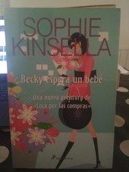 Becky espera un bebe, Sophie Kinsella