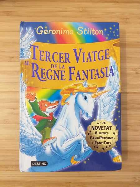 Tercer viatge al regne de la fantasia