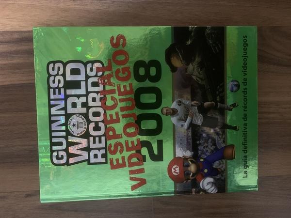 Libro Guinness World Records 2008