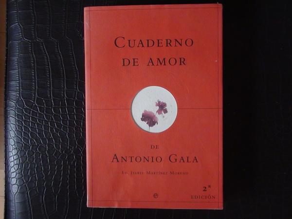 Cuaderno de amor