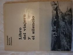 Libro del viajero y el silencio