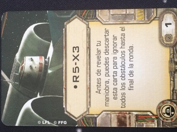 R5 X3