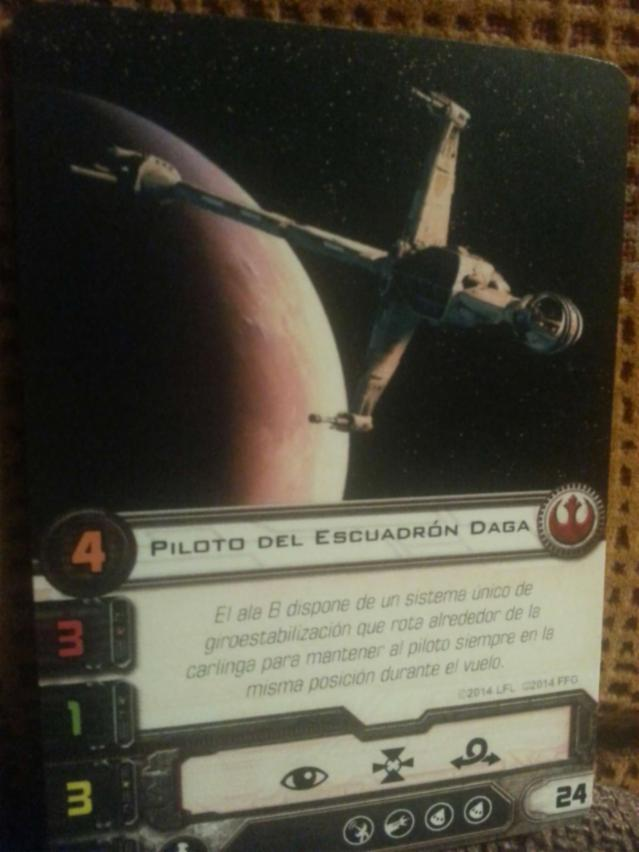 Piloto del Escuadrón Daga - Promocional