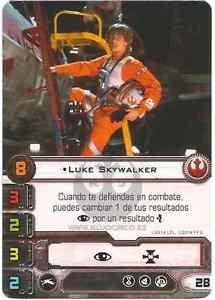 Luke Skywalker promo regional 2014