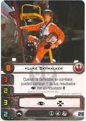 Luke Skywalker promo regional 2014
