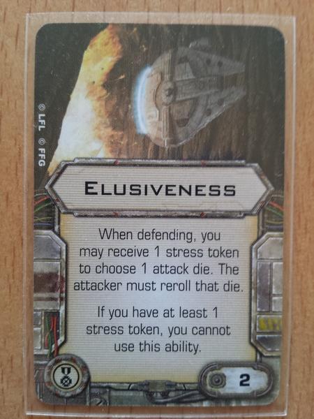 Elusiveness