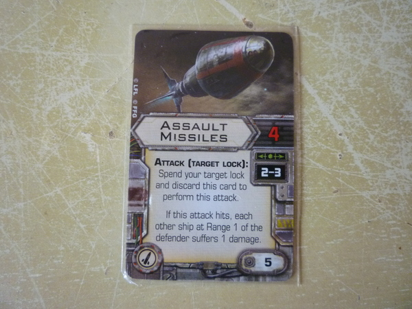 assault missiles (ingles)