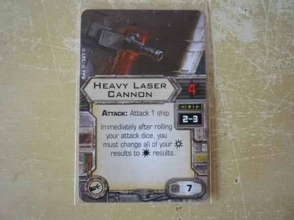 heavy laser canon (ingles)