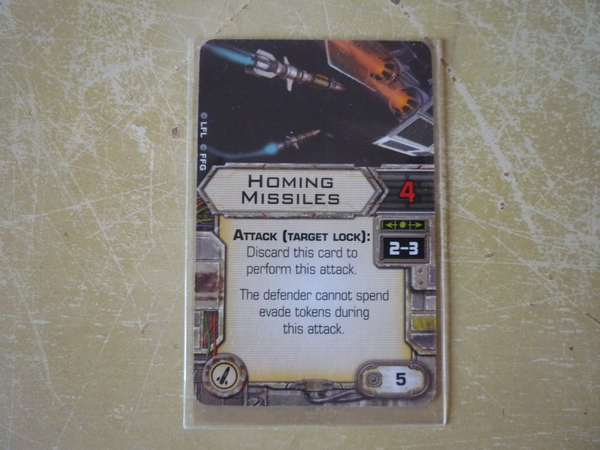 homing missiles (ingles)