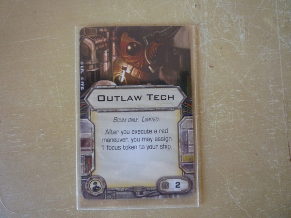 Outlaw Tech (ingles)