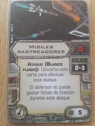 Misiles rastreadores - Homing misiles