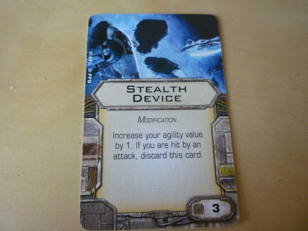 stealth device (ingles)