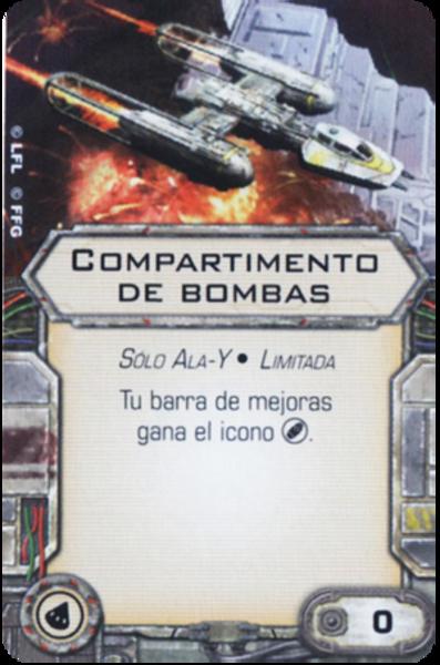 Compartimento de bombas