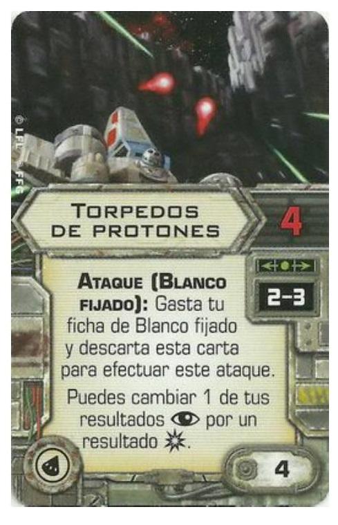 Torpedos de protones