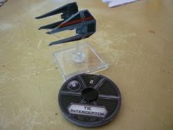 Interceptor Gris/Rojo con dial
