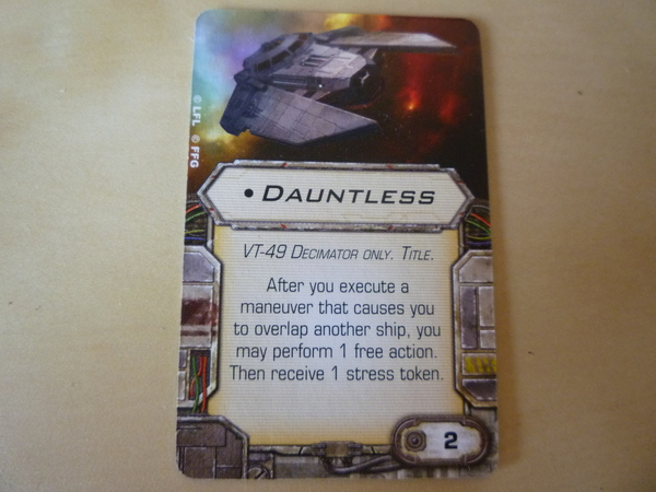 Dauntless (ingles)