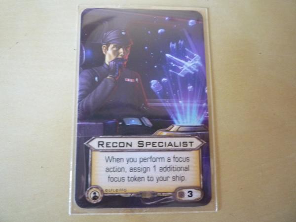 Recon Specialist (promo ingles)