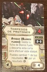 Vendo Torpedo de Protones