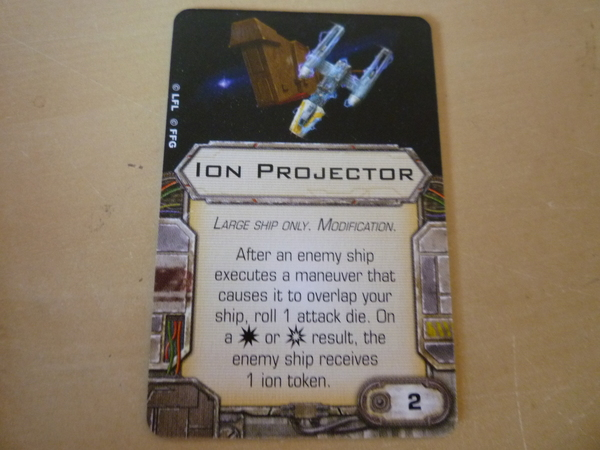 Ion Projector (ingles)