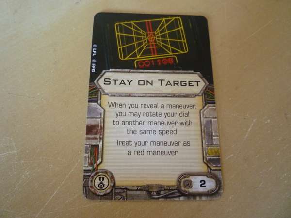 Stay on Target (ingles)