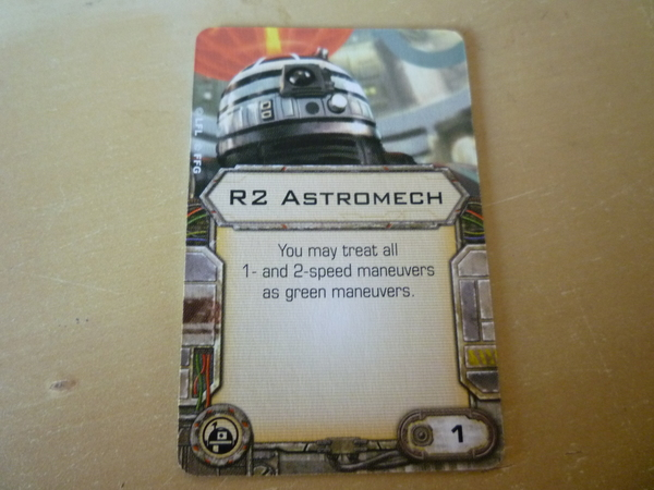 R2 Astromech (ingles)