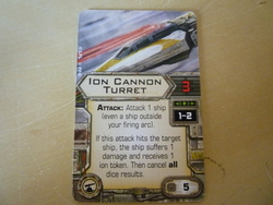 Ion Cannon Turret (ingles)