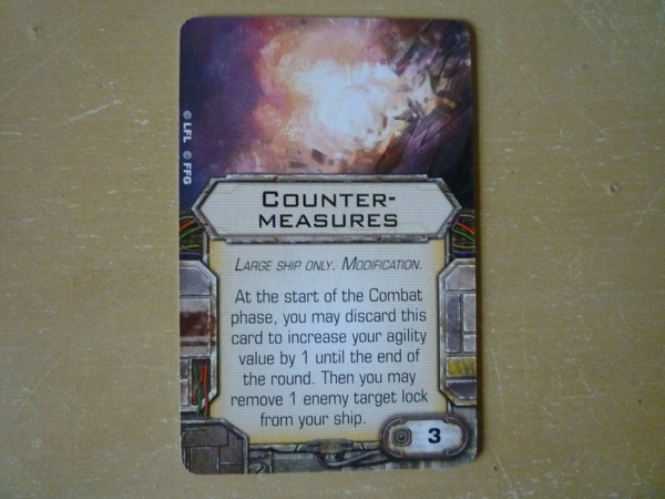 Counter Measures (ingles)