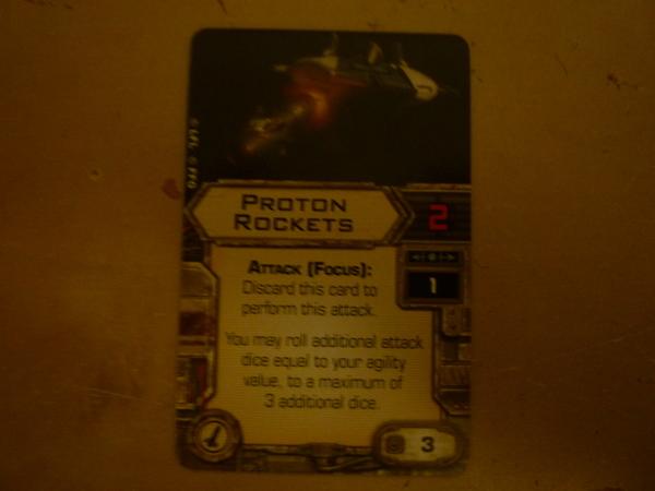 Proton Rockets (ingles)