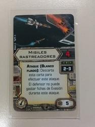 Misiles Rastreadores