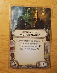Copiloto Mercenario