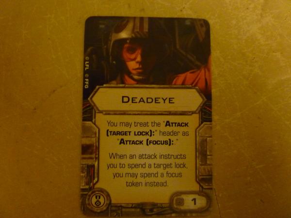 Deadeye (ingles)