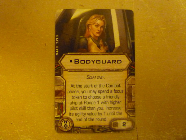 Bodyguard (ingles)