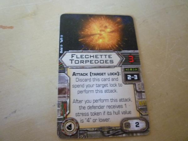 Flechette Torpedos (ingles)