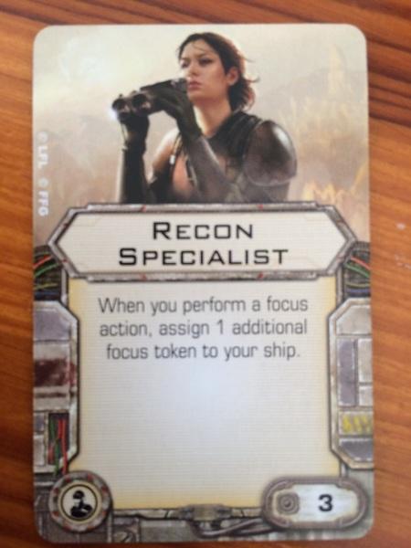 Recon Specialist