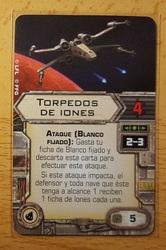 Torpedos de iones