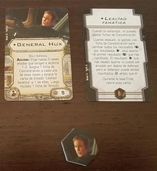 Vendo Tripulande General Hux