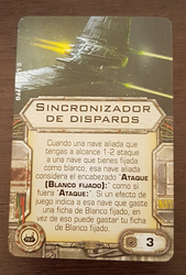 Vendo Sincronizador de disparos