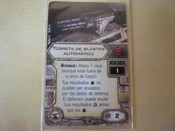 Torreta de blaster automatico