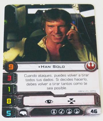 Han Solo Promo Oficial