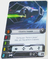 Darth Vader / Luke Skywalker Dual Promo Oficial