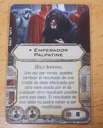 Emperador Palpatine